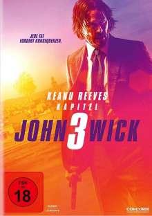 John Wick: Kapitel 3, DVD