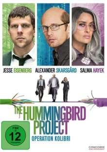 The Hummingbird Project, DVD