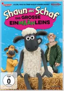 Shaun das Schaf - Das grosse Einmäähleins, DVD