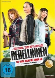 Rebellinnen, DVD