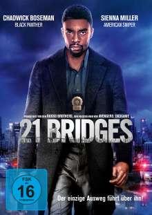 21 Bridges, DVD