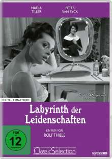 Labyrinth der Leidenschaften (1959), DVD