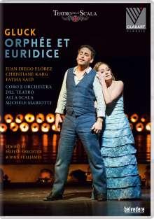 Christoph Willibald Gluck (1714-1787): Orpheus & Eurydike (in französischer Sprache), 2 DVDs