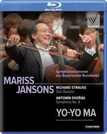 Antonin Dvorak (1841-1904): Symphonie Nr.8, Blu-ray Disc