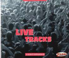 Audio's Audiophile: Live Tracks (24 Karat Gold-CD), CD