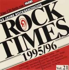 Rock Times 1995/1996 Vol. 21, CD