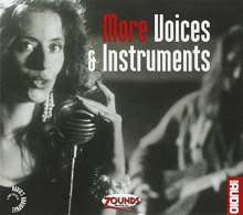 More Voices & Instruments (24 Karat Gold-CD), CD