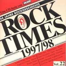 Rock Times 1997/1998 Vol. 22, CD