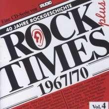 Rock Times Plus 1967/70 Vol. 4, CD