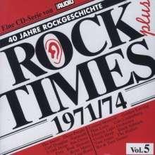 Rock Times Plus 1971/74 Vol. 5, CD