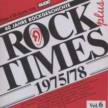 Rock Times Plus 1975/78, CD