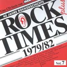 Rock Times Plus 1979/82, CD