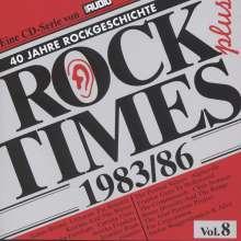 Rock Times Plus 1983/86, CD