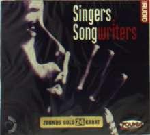 Singers.Songwriters (24 Karat-Gold-CD), CD