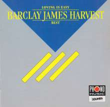 Barclay James Harvest: Loving Is Easy: Best, CD