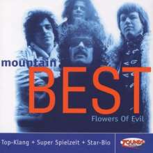 Mountain: Flowers Of Evil - Best, CD