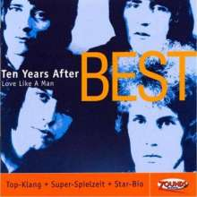 Ten Years After: Love Like A Man - Best, CD