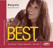 Melanie: Peace Will Come: The Best, CD