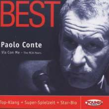Paolo Conte: Via Con Me - Best, CD