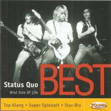 Status Quo: Wild Side Of Live - Best, CD