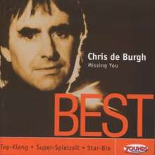 Chris De Burgh: Missing You - Best, CD