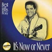 Elvis Presley (1935-1977): It's Now Or Never: Best Of Elvis Presley(24-Karat-Gold CD), CD