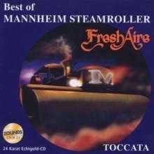 Mannheim Steamroller: Toccata - Best Of Mannheim Steamroller (24 Karat Gold-CD), CD