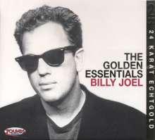 Billy Joel: The Golden Essentials (24 Karat Gold-CD), 2 CDs