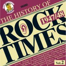 Rock Times 1947/1948 Vol. 2, CD