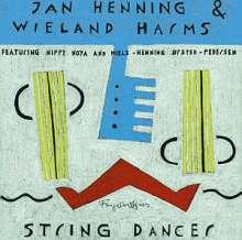 Jan Henning & Wieland Harms: String Dancer, CD