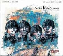 Chantal: Beatles: Get Back - Beatles Strictly Instrumental(24 Karat), CD