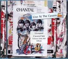 Chantal: Liverpool Cavern Club 2003, CD