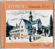 Chantal: Classicals Vol. 1: Monastery Eberbach, CD