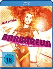 Barbarella (Blu-ray), Blu-ray Disc