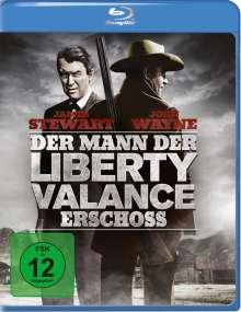 Der Mann, der Liberty Valance erschoss (Blu-ray), Blu-ray Disc