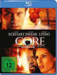 The Core - Der innere Kern (Blu-ray), Blu-ray Disc