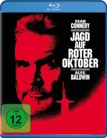 Jagd auf Roter Oktober (Blu-ray), Blu-ray Disc