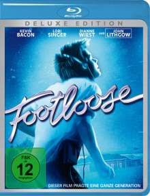 Footloose (Blu-ray), Blu-ray Disc