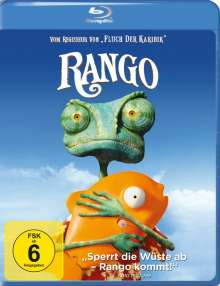 Rango (Blu-ray), Blu-ray Disc
