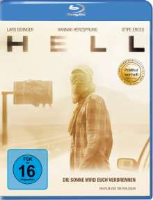 Hell (Blu-ray), Blu-ray Disc