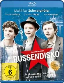 Russendisko (Blu-ray), Blu-ray Disc