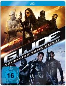 G.I. Joe - Geheimauftrag Cobra (Blu-ray im Steelbook), Blu-ray Disc