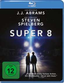 Super 8 (Blu-ray), Blu-ray Disc