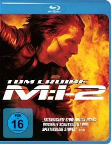 Mission: Impossible 2 (Blu-ray), Blu-ray Disc