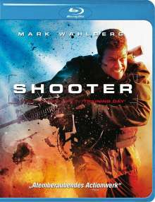 Shooter (2007) (Blu-ray), Blu-ray Disc