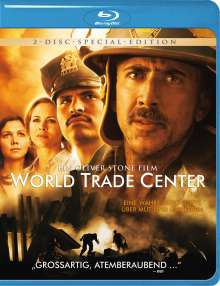 World Trade Center (Blu-ray), 2 Blu-ray Discs