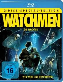 Watchmen - Die Wächter (Blu-ray), 2 Blu-ray Discs