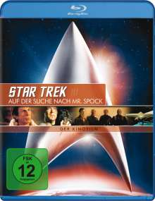 Star Trek III: Auf der Suche nach Mr.Spock (Blu-ray), Blu-ray Disc