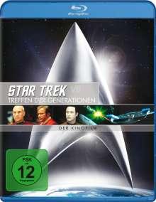 Star Trek VII: Treffen der Generationen (Blu-ray), Blu-ray Disc