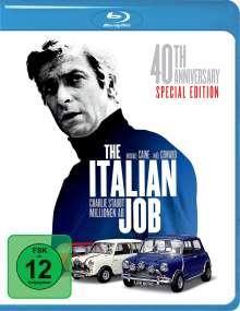 Italian Job - Charlie staubt Millionen ab (Blu-ray), Blu-ray Disc